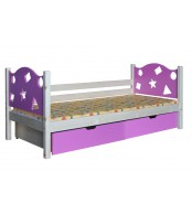 Detská posteľ VIOLA (80x180cm) - B446-80x180