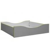 Zásuvka pod posteľ CASPER - C109