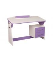 Písací stôl sklápacie, univerzálny CASPER - C130