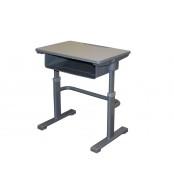 Psací stůl, Školní lavice, výškově stavitelná, polohovací, nástavec LAVICE, KTERÁ ROSTE S DĚTMI - C304