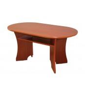 Konferenčný stolík MARTIN - oválny - K01