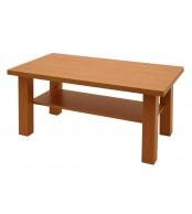 Konferenčný stolík TOMÁŠ, hranaté nohy - K11