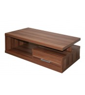 Konferencií stolík ALEX, obdĺžnik, zásuvka - K111