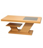 Konferenčný stolík ALEŠ, obdĺžnik, podstavec - K113
