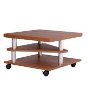 Konferenční stolek, obdélník, podstavec - K208