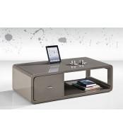 Konferenčný stolík dizajnový, MDF lesk - K90 NOVINKA