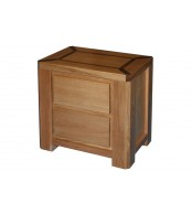Nočný stolík JAMAICA, dub - L010