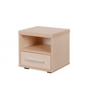 Nočný stolík ALVIN, lamino - L301