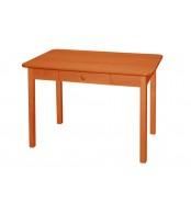 Jedálenský stôl 60x90 PATRIK (šuplík) - S01