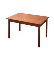 Jedálenský stôl 70x110 ŠIMON - ABS hrana, bez Šuplata. - S04