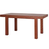 Jedálenský stôl VERDI, rozkladací 120 / 160x80 - S184-120