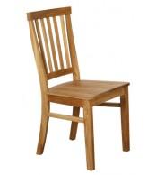 Jedálenská stolička ALENA, masív dub - Z07