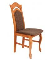Drevená stolička LJUBA, masív buk - Z101