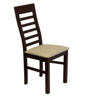 Jedálenská stolička LENKA, masív buk - Z103