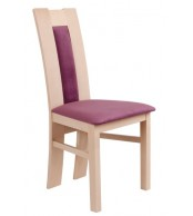 Drevená stolička DOROTA, masív buk - Z105