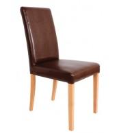Stoličky ELENA, masív buk - Z115