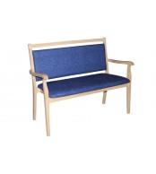 Stoličky JITKA (lavice), masív buk - Z128