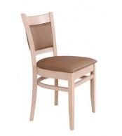 Drevená stolička JOKO, masív buk - Z133