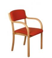 Jedálenská stolička FIONA, masív buk - Z137