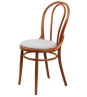 Jedálenská stolička zlatistý - Z165