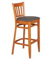Barová stolička BABETA, masív buk - Z202