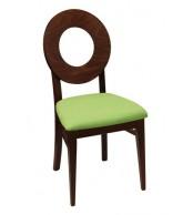 Drevená stolička REGÍNA, masív buk - Z26