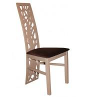 Jedálenská stolička Pája, masív buk - Z352