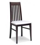 Drevená stolička EDITA, masív buk - Z504