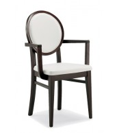 Drevená stolička MILENA, masív buk - Z509