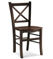 Drevená stolička celodrevená NELA, masív buk - Z514