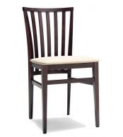 Jedálenská stolička VANDA čalúnená, masív buk - Z516