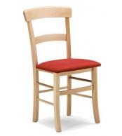 Jedálenská stolička MILADA, masív buk - Z518