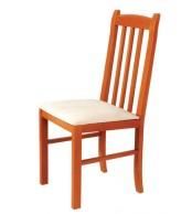 Jedálenská stolička DARINA, masív buk - Z61