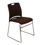 Plastová stolička čalúnená JASON - Z613