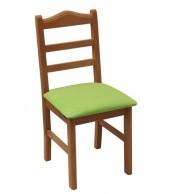 Drevená stolička BERTA, masív buk - Z62