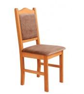 Jedálenská stolička VĚRA, masív buk - Z64