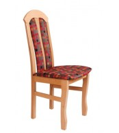 Jedálenská stolička TEREZA, masív buk - Z66