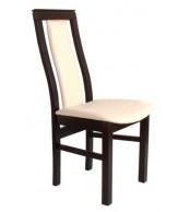 Drevená stolička KLAUDIE, masív buk - Z69