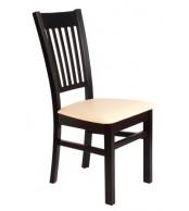 Drevená stolička ANETA, masív buk - Z72