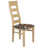 Jedálenská stolička ZDEŇKA, masív buk - Z85
