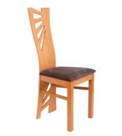 Drevená stolička Amálie, masív buk - Z91