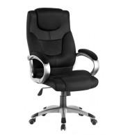 Kancelárska stolička MORIS čierna - ZK72