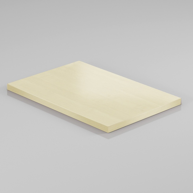 Doska na kontajnery Komfort, 70 cm dlhá - BL70 12 1/2
