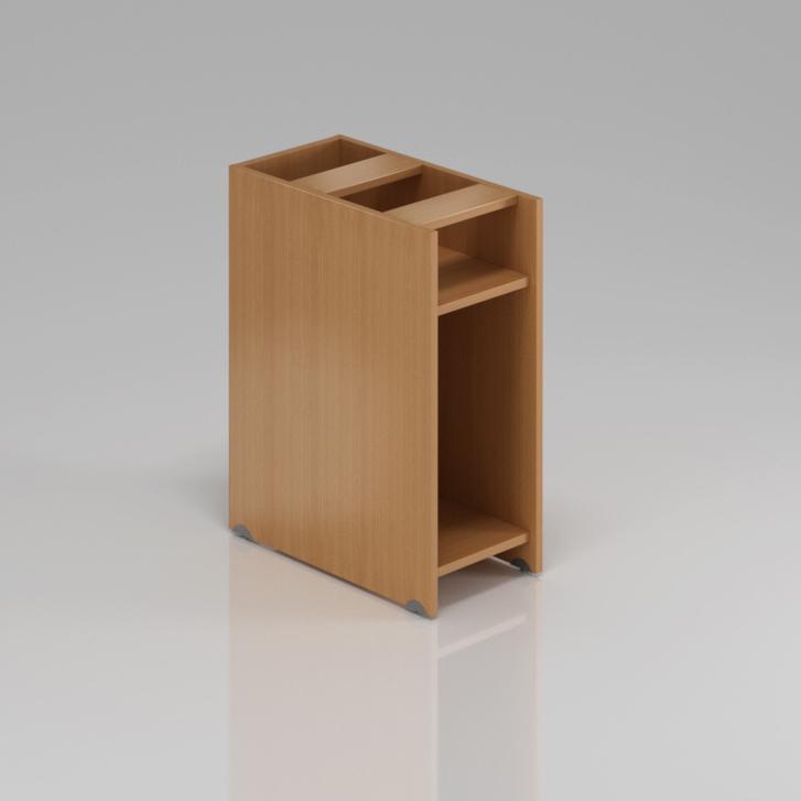 Kontajner na PC Komfort 30x57x73,2 cm, pod stôl - K20 11