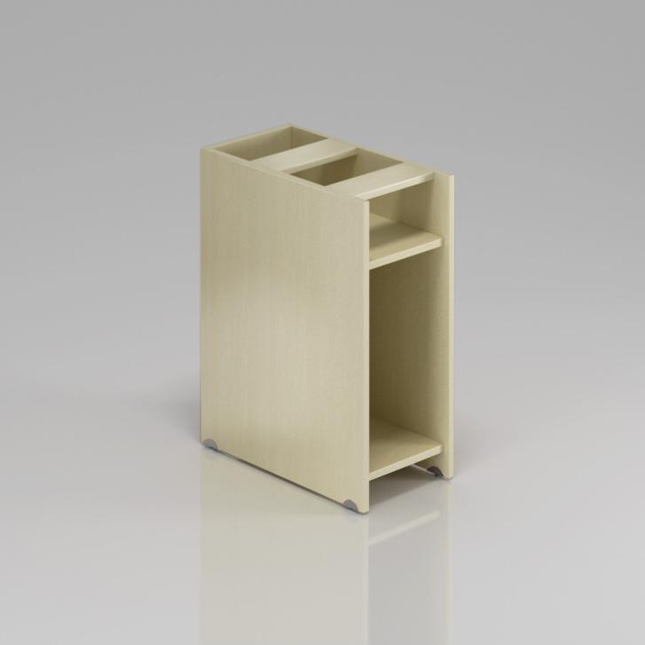 Kontajner na PC Komfort 30x57x73,2 cm, pod stôl - K20 12