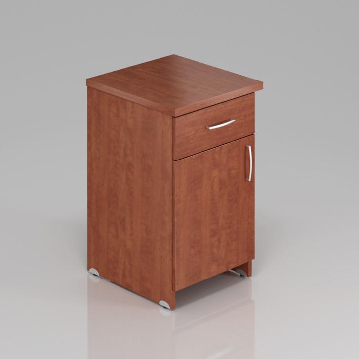 Kontajner pristaviteľný Komfort 47x50x76, s dverami a jednou zásuvkou - KDS50 03