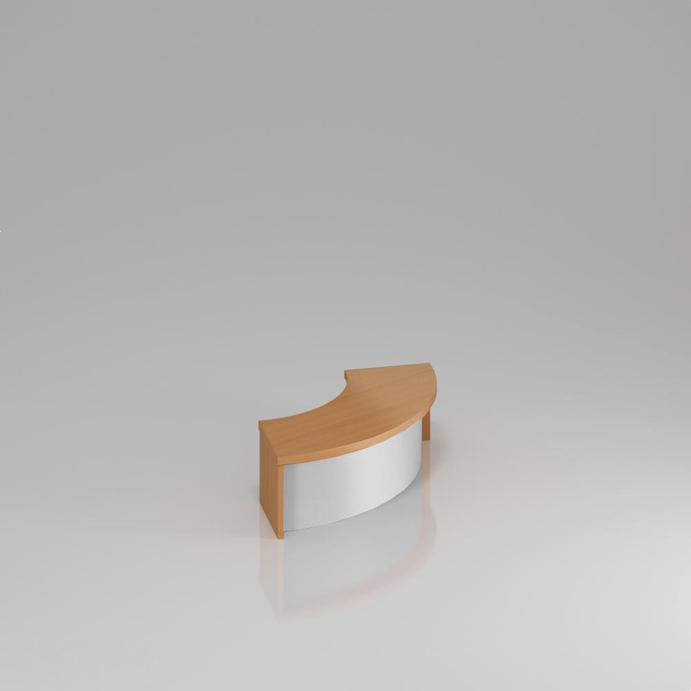 Pultová rohová nadstavba Komfort, 30x30x35 cm - NKA90 11