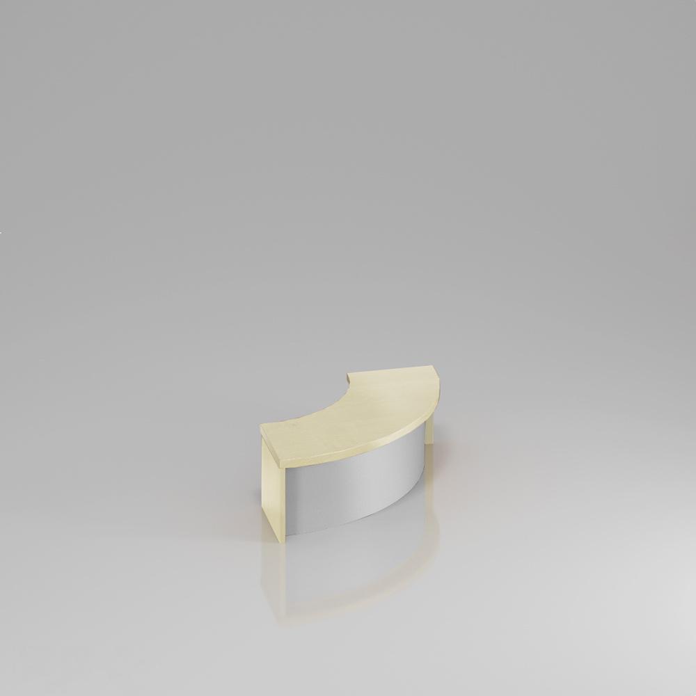 Pultová rohová nadstavba Komfort, 30x30x35 cm - NKA90 12