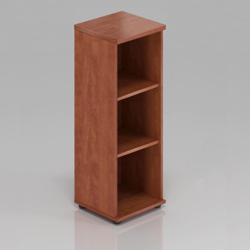 Kancelársky regál Komfort, 40x38,5x113 cm, bez dverí - S340 03