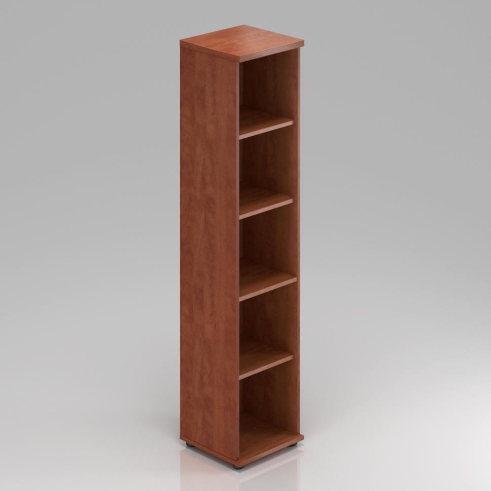 Kancelársky regál Komfort, 40x38,5x183,5 cm, bez dverí - S540 03